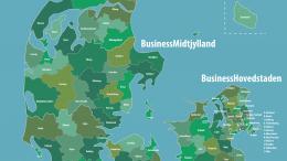 DanmarksBusiness - BusinessRegioner